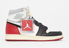 14th And Union Size Chart Jordan 1 Union Gs Bv1300 106 Release Date Sneakernews Com