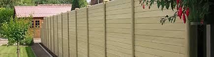 composite fencing garden fencing