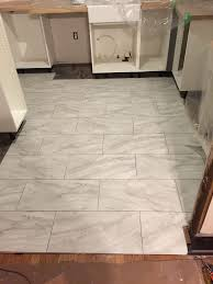 can i put ceramic tile over linoleum smooth floor designs