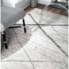 decoration broken light gray area rug grey and white striped nz