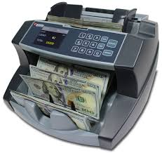 <b>Cassida</b> 6600 Series Business-Grade Bill Counter with ValuCount