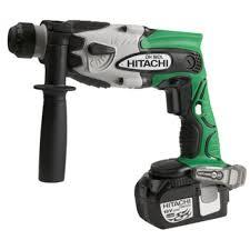 hitachi 18v drill. hitachi 18v lithium cordless rotary hammer drill-bonus battery hitachi 18v drill e