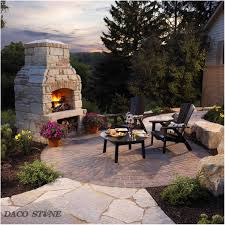 full image for beautiful outdoor fireplace kit 36 104 backyard pictures