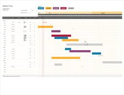 Monthly Gantt Chart Excel Template Free Download Agile Gantt Chart