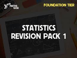 statistics prolity revision pack 1 foundation tier