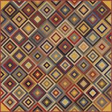 9 best Howard Marcus quilts images on Pinterest | Fashion, August ... & Moda Collections Historic Blenders Quilt Pattern by Adamdwight.com