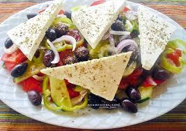 Risultati immagini per insalata greca