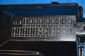 infiniti g oem fuse box cover factory oem sedan up for is a used infiniti g37 fuse box cover