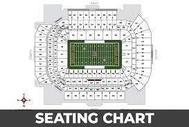 Kyle Field Seating Chart Texas A M Athletics Gameday Central 12thman Com