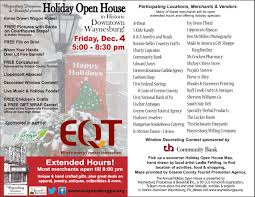christmas open house flyer 2015 holiday open house flyer jpg