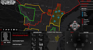 homefront the revolution map size digital cartography 132 visualoop