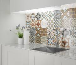 Moroccan Style Kitchen Tiles Create A Summery Kitchen With Moroccan Tiles Walls And Floors