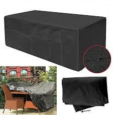 product images gallery generic garden patio furniture cover waterproof rectangular outdoor