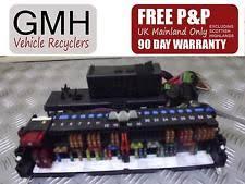 bmw 3 series fuses fuse boxes bmw 3 series e46 1 8 petrol power distributor fuse box mr20020220 1998 2006 ~