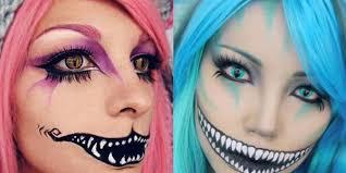 cheshire cat mouth makeup tutorial mugeek vidalondon