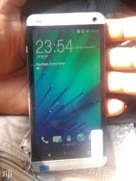 New HTC One Dual Sim 32 GB Silver ...