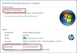 What Windows Version Do I Have Hp Pcs And Printers Which Windows Operating System Version