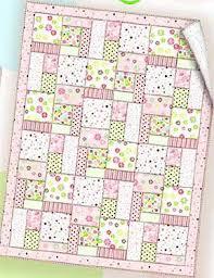 Essential Flannel Baby Quilt - Free PDF Pattern   Small pillows ... & Essential Flannel Baby Quilt - Free PDF Pattern Adamdwight.com