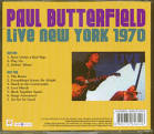 Live: New York, 1970