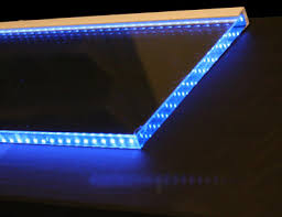 glass shelf lighting. Shelves · Floating Glass ShelvesBar LightingLighting Shelf Lighting