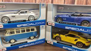 Choose from contactless same day delivery, drive up and more. Unboxing Cars 1 24 Scale Maisto Cars Youtube
