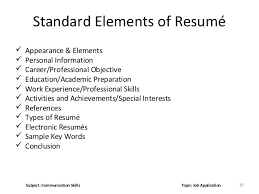 Special Skills And Qualifications What To Put For Skills On A Job Application Scott William