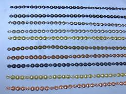 decorative nail heads for furniture. 5 Metres Of Decorative Upholstery Nail / Tacks Stud Strips (10 Colours) Heads For Furniture F