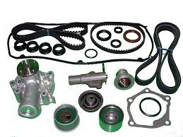 Amazon.com: TBK Timing Belt Kit Mitsubishi Lancer Ralliart 2004 to ...