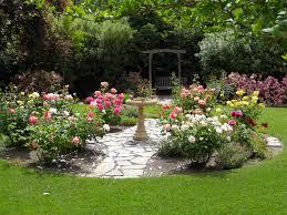 Simple Design Ideas Rose Garden Plans | flowers | Pinterest | Garden  planning, Simple designs and Gardens