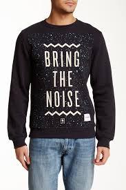 Supremebeing Bring The Noise Crew Sweatshirt Nordstrom Rack