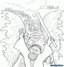 Free Bible Coloring Pages For Kids With Storyline With Free