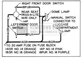 1955 buick wiring diagrams hometown buick 1997 Buick LeSabre Diagram at 1954 Buick Wiring Diagram Schematic