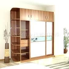 free standing wardrobe closet with sliding