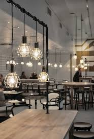 industrial lighting design. interior with work lamps by form us love for design house stockholm this is how i would hang my lightingsignage within the space from piping industrial lighting