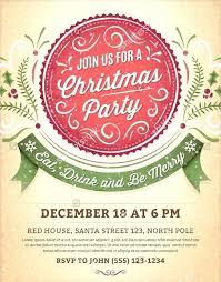 Free Christmas Invitation Template Holiday Party Invitation Template Zoli Koze