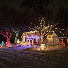 Eagle Point Park Christmas Lights Updated Here Are The Best Christmas Displays In The Quad Cities