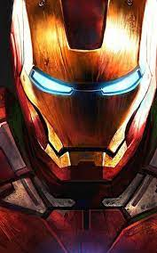 Iron Man HD Wallpaper in 2020