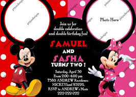 mickey and minnie invitation templates 11 best invites images on pinterest birthday party ideas mickey