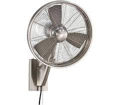 outdoor wall fans oscillating mounted