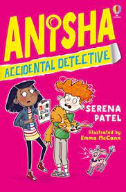 Anisha Accidental Detective by Serena Patel (english) Paperback Book Shipp  for sale online | eBay