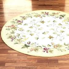 circular rugs round kitchen small red rug wool area