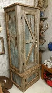 barnwood cabinet doors. rustic gun cabinet more barnwood doors