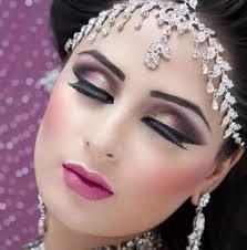 arabic bridal makeup hairstyles