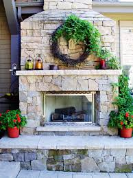 outdoor fire pits and fireplaces landscape connection custom stone fireplaces in denver