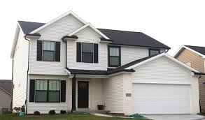 House With Black Trim Black Trim In House Home Design Ideas