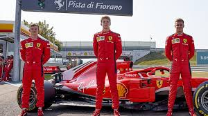 Or even an older driver. Ferrari To Decide Which Junior Driver Will Get 2021 F1 Chance In Next Couple Of Weeks Says Binotto Formula 1