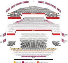 Milton Keynes Theatre Seating Plan