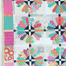 Dresden Plate Quilt Pattern Cool Daisy Quilt Pattern Color Girl Quilts By Sharon McConnell