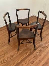ice cream parlor antique chairs 1900