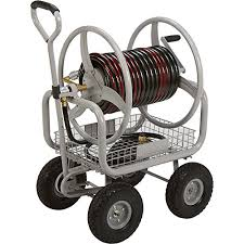 garden hose reel cart. Strongway Garden Hose Reel Cart - Holds 400ftL X 58in Dia